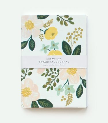 Botanical Journal - CANARY- for real one of the prettiest things that i have ever seen