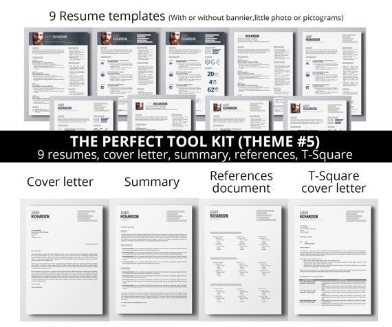 407 best images about Resume – Seek Resume Template