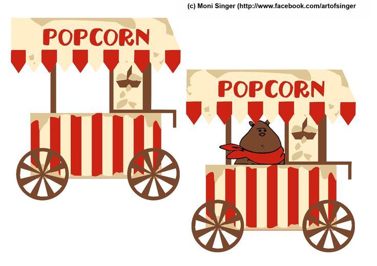 Plotterdatei kostenlos plotter file free plotter freebie plotten dateien kostenlos Silhouette Cameo | Silhouette Portrait Kino Popcorn Maschine cinema popcorn maker