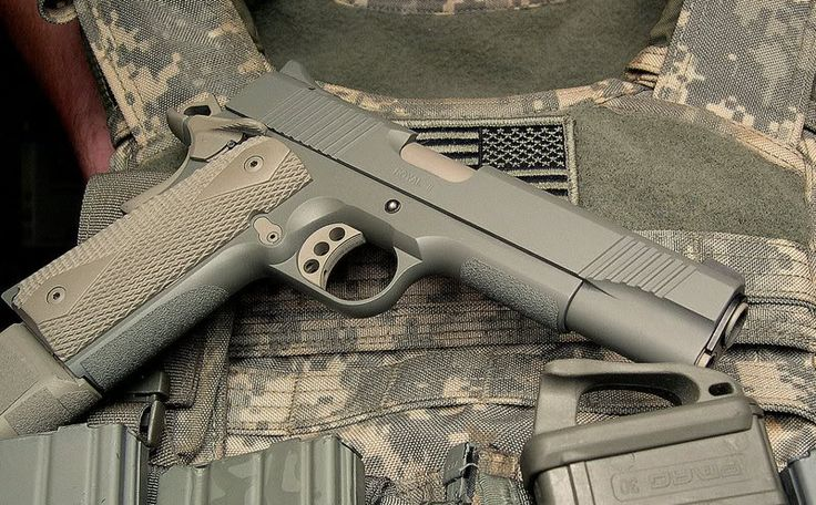 #Kimber 1911 Royal II (w/Duracoat Refinish) @Thomas Marban Haight's Outdoor Superstore