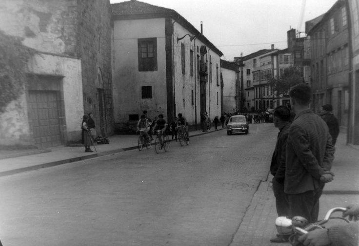 San Roque,1996 Fotos antiguas de Santiago de Compostela