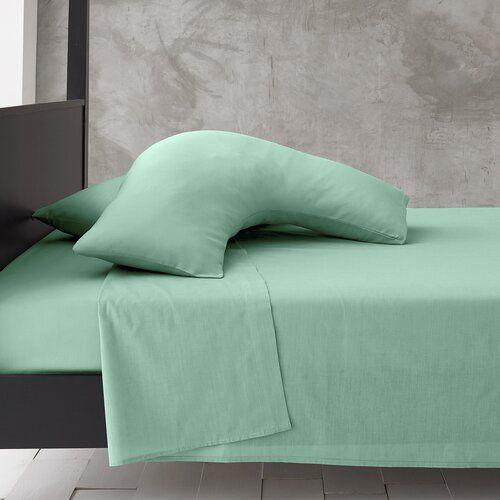 Priscilla V Shape Pillowcase ZipCode