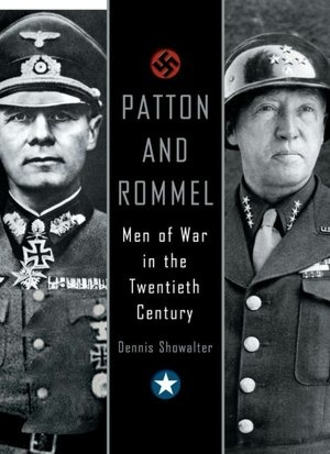 """caption was """"Two greatest Generals of WWII"""" I would have to agree.."""