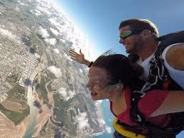 Image result for skydiving perspective