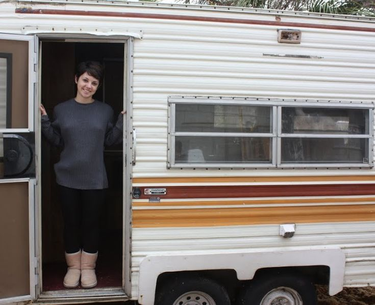 Very cool travel trailer remodel