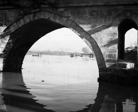 Καμάρα στη γέφυρα του Πηνειού (1940)