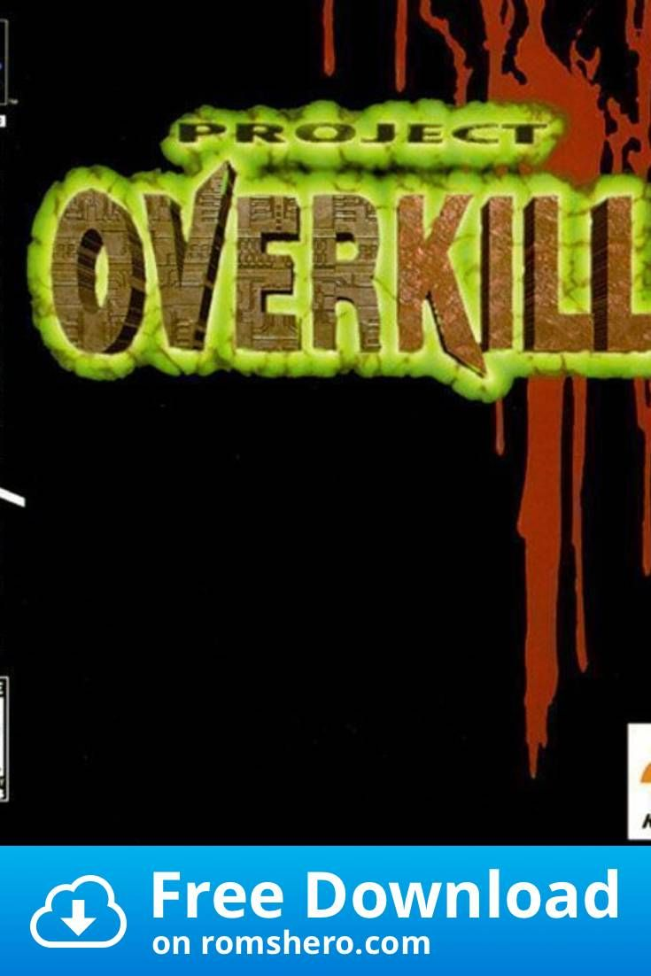 Download Project Overkill Slus 00045 Playstation Psx Ps1 Isos