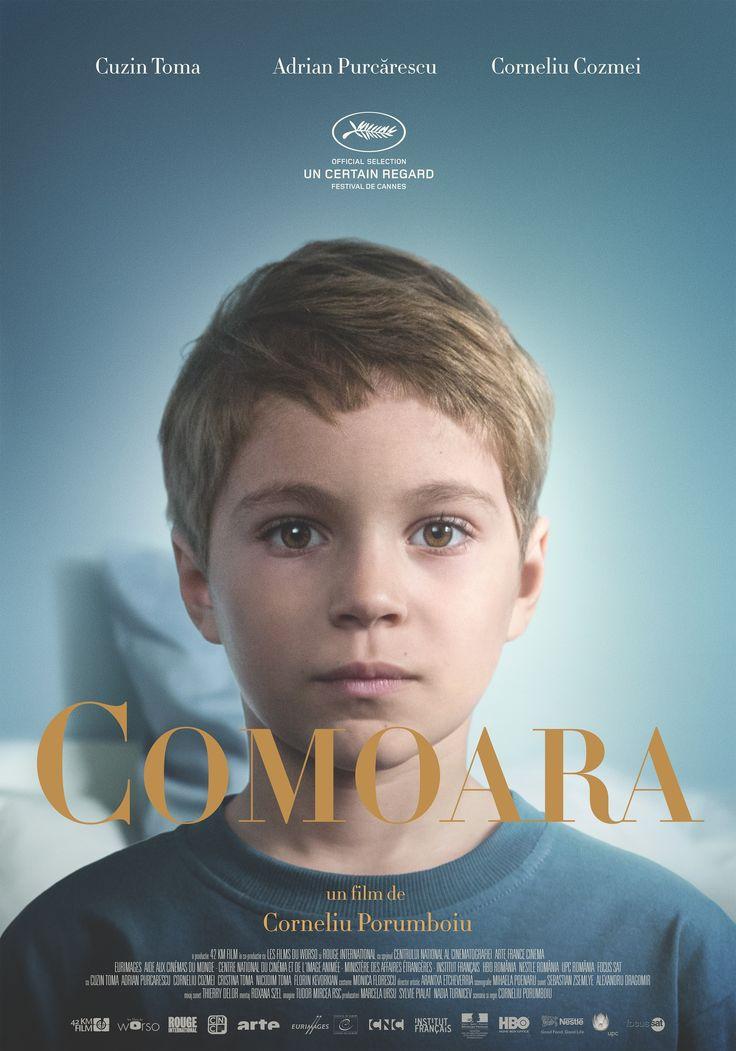 Comoara (The Treasure) by Corneliu Porumboiu. Poster.  Un Certain Regard.
