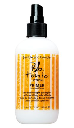daily hairstyling primer tonic lotion