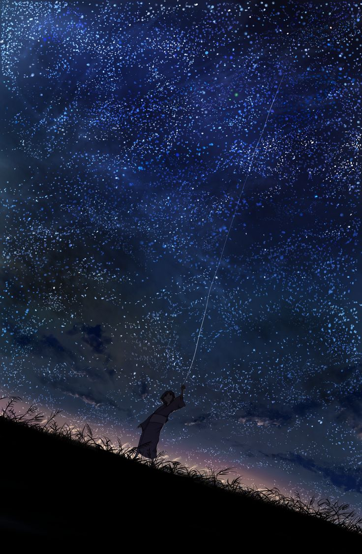 Anime Night Sky: 437 Best Images About I Can't Imagine On Pinterest