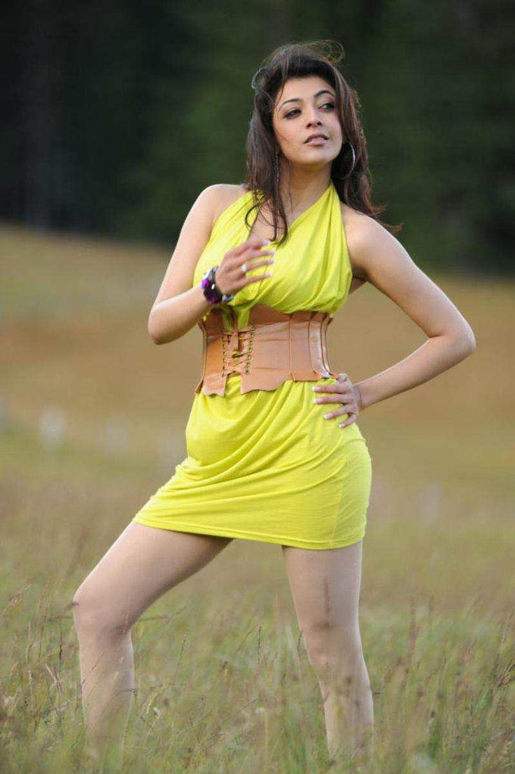 Kajal Agarwal aka Kajal Aggarwal is south Indian actress
