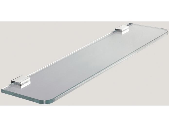 Sonia Dynamic Glass Shelf $90.99 - 450 long x 120 from wall, 19 mm height.