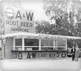 Allen and Wright (A & W), 1933.