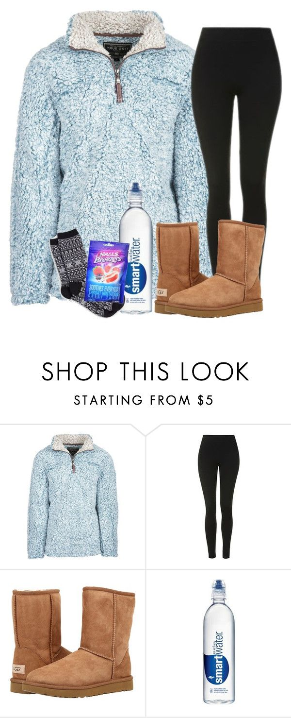 Sick daysss // RTD!! by mgally29 ❤ liked on Polyvore featuring Topshop, UGG and Talbots