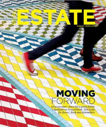 In our March issue we delve into hot looks for floors, corporate green-building in #SouthAfrica, and buying #property in #Croatia