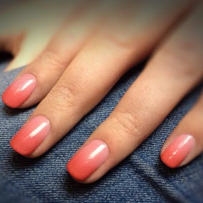 Ombre Nails By Oksana O Click The Pic To See What Nail Polish She Used Beauty Nailpolish