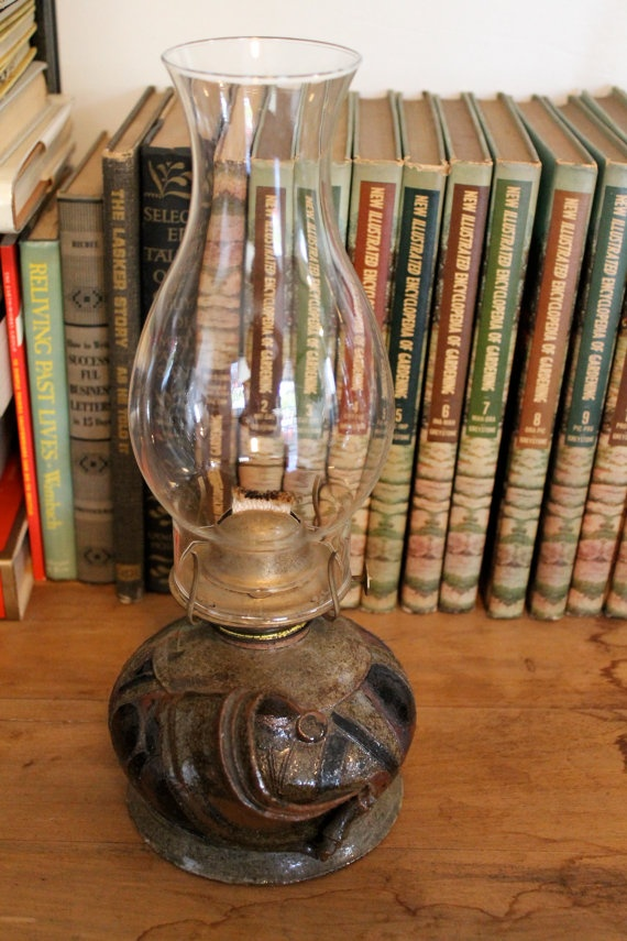 Handmade Ceramic Oil Lamps : Images about oil lamps on pinterest auction