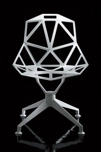 Contemporary swivel chair   by Konstantin Grcic