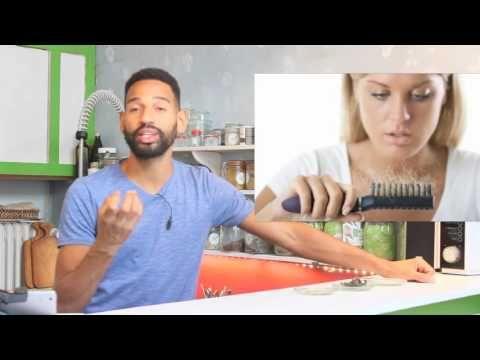 3 Mittel um neues Haarwachstum anzukurbeln und Ausfall zu stoppen GFTV 27 -  Ihr leidet unter Haarausfall? Dann schaut euch unbedingt dieses Video an, denn eure Haaren können nachwachsen!  Haarausfall ist zwar zu in einer weit verbreiteten Volkskrankheit geworden, doch gibt es tatsächlich einige Möglichkeiten effektiv dagegen vor zu gehen.  Haare sind wichtig und haben v... - #German