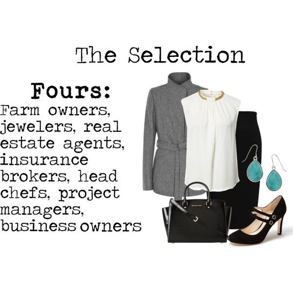 Fours - The Selection
