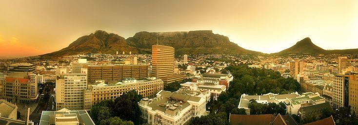 Cape Town's skyline