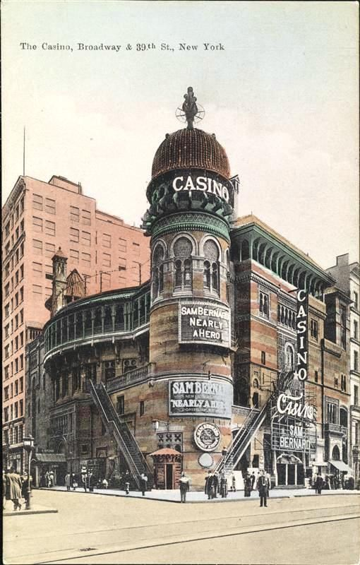 Daytonian in Manhattan: The Lost 1882 Casino Theatre -- 39th Street and Broadway
