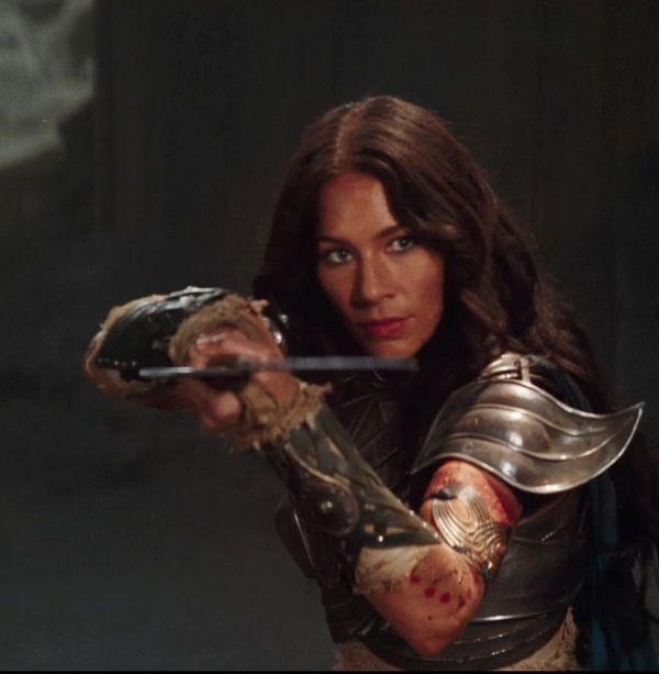 Lynn Collin - Princess Dejah Thoris - John Carter of Mars