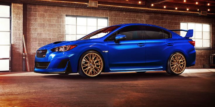 2018 Subaru WRX and its STI modification updated - https://carsintrend.com/2018-subaru-wrx-sti/