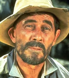"Ken Curtis as Festus on Gunsmoke. Did you know this man could sing? Hear him in John Wayne's ""Rio Grande."""