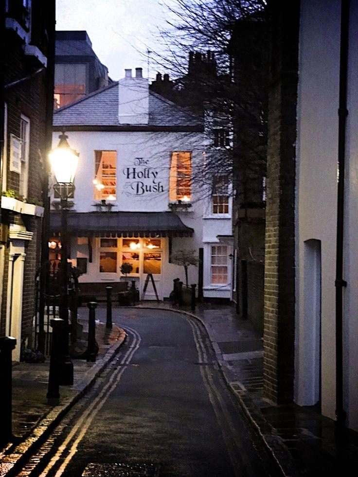 The Holly Bush, Pub, Hampstead.