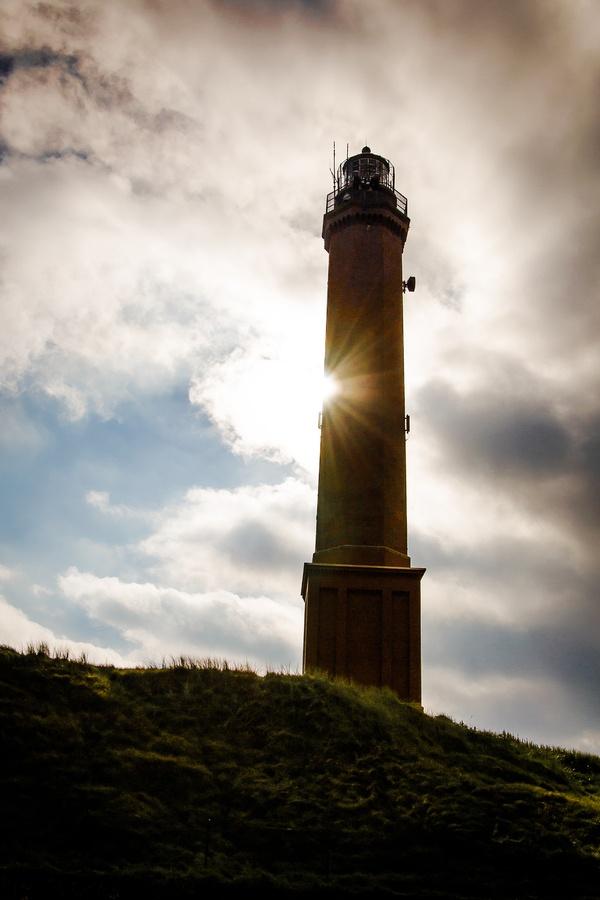 Leuchtturm Norderney (Großer Norderneyer Leuchtturm) East Frisian island of Norderney Saxony Deutschland