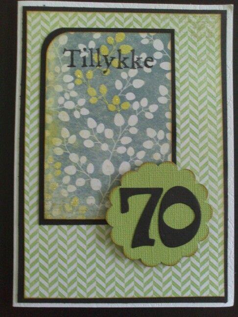 70 års kort