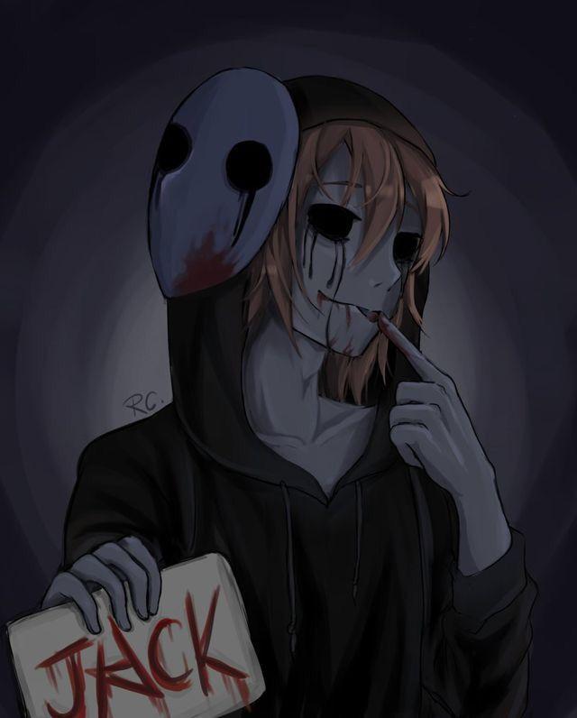 Eyeless Jack X Reader (you) (Finished) - Chapter 12 | LOL I