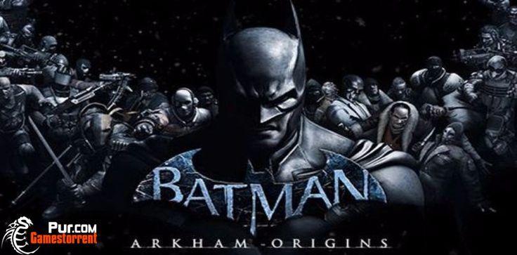 Batman Arkham Origins Torrent free download on the single direct bond. Batman Arkham origins is action-adventure game with great graphics.