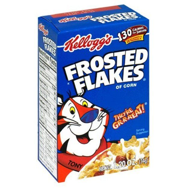 Cereal Eats: Kellogg's Frosted Flakes, a Timeless Cereal