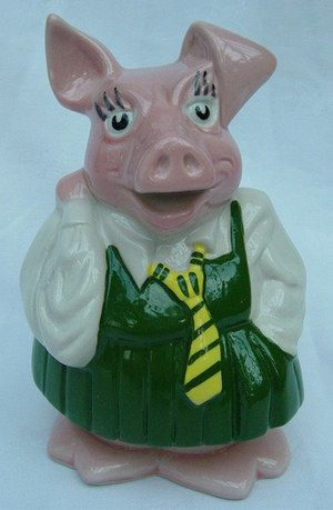 212 best Piggy Banks images on Pinterest  Pigs Piggy banks and