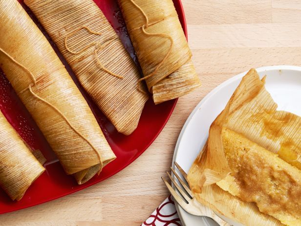 Alton's Hot Tamales : The soul of a tamale is cooked corn dough that is then formed around a spicy filling all wrapped up in a corn husk and steamed. With just a few basic ingredients and a few simple techniques from Alton Brown, your tamales will be delicious.
