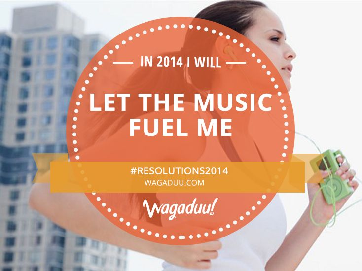 What's your favourite running song? #Resolutions2014 #running #motivation
