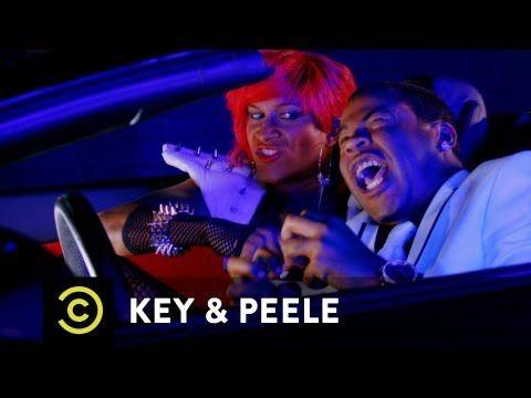Key & Peele: NEW Chris Brown & Rihanna Video