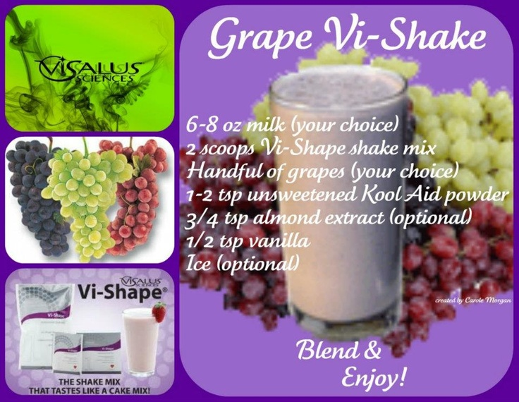 Dr oz weight loss shakes recipes