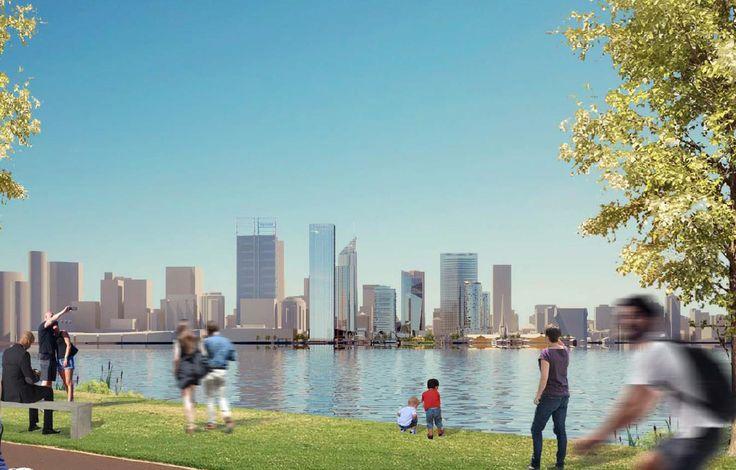 #PWF   Proposed   EQ West [180m & 89m   Resi & Hotel] - SkyscraperCity
