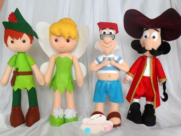 Turma do Peter Pan