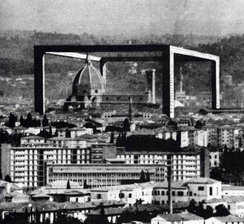 // Arte e Arti - articolo - L'architettura e l'impegno. Archizoom associati, 1966-1974: dall'onda pop alla superficie neutra //