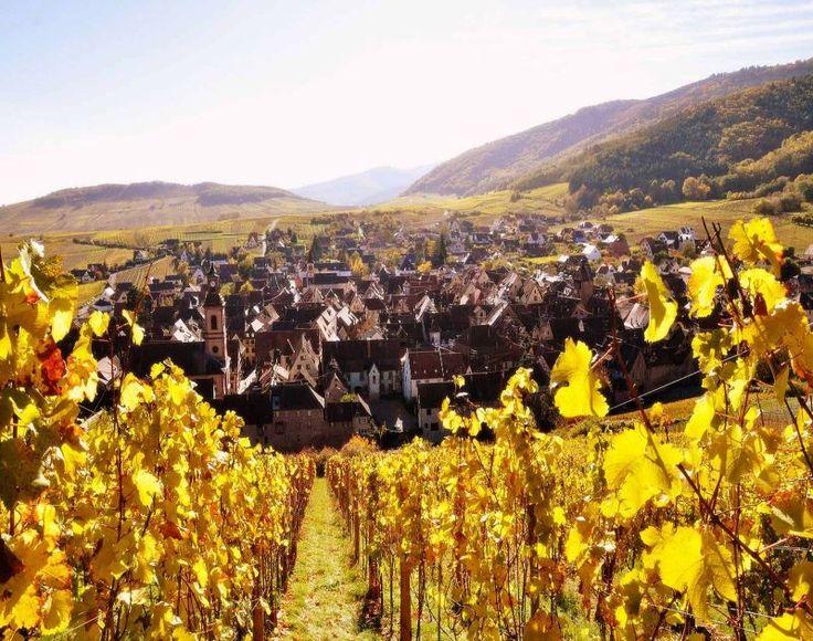 Τα ομορφότερα χωριά της Γαλλίας