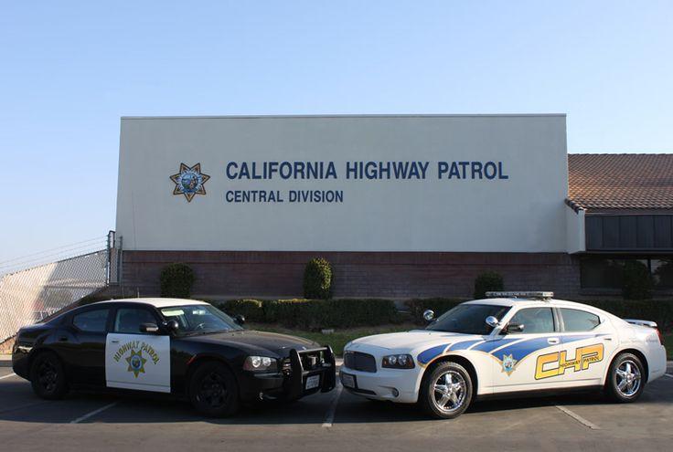 California Highway Patrol Central Division