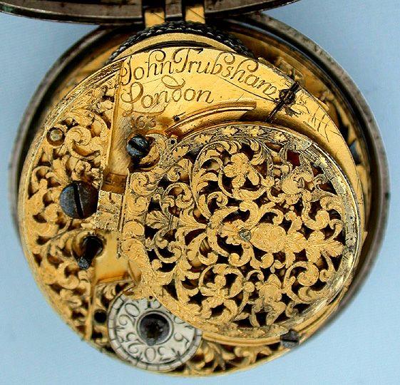Bogoff Antique Pocket Watches circa 1695
