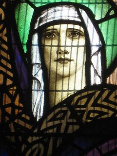 https://c2.staticflickr.com/4/3769/9427755168_ee4d110fa0_n.jpg  St Hilda, stained glass