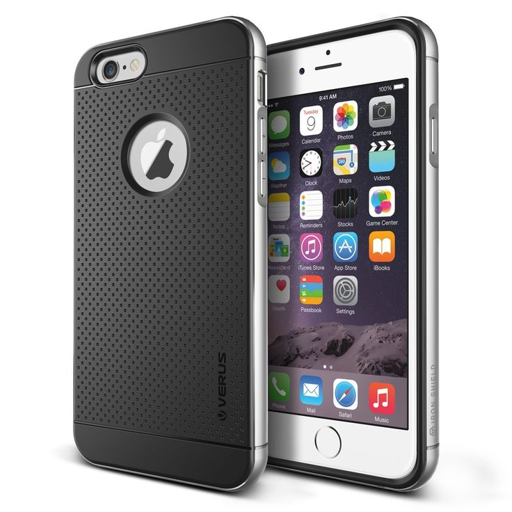 Custodia iPhone 6/6s [ Verus Iron shield ]