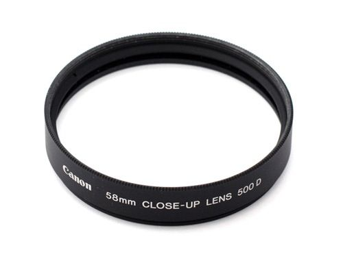 Getting Up Close with Close-Up Lenses