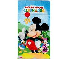 MICKEY MOUSE CLUB HOUSE DISNEY: MIKKI HIIREN KERHOTALO -pyyhe